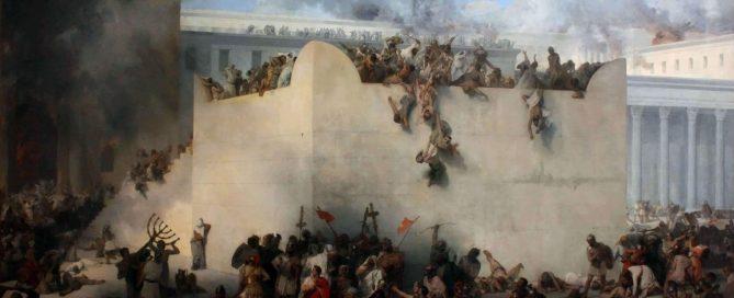 destruction of Jerusalem