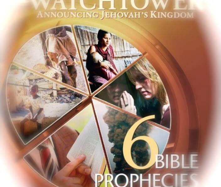 Watctower magazine cover May 2011