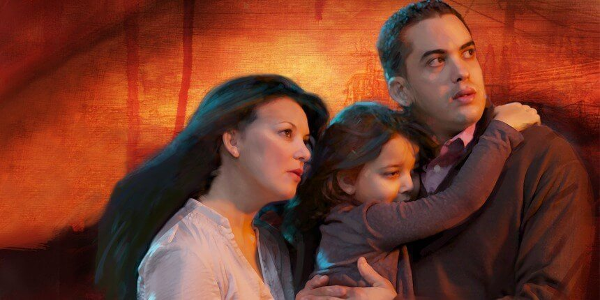 family looks to the future with trepidation