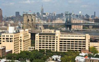 Watchtower headquarters, Brooklyn