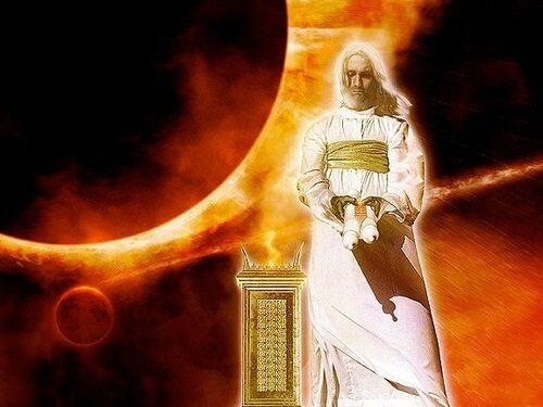 Jesus unseal the revelation