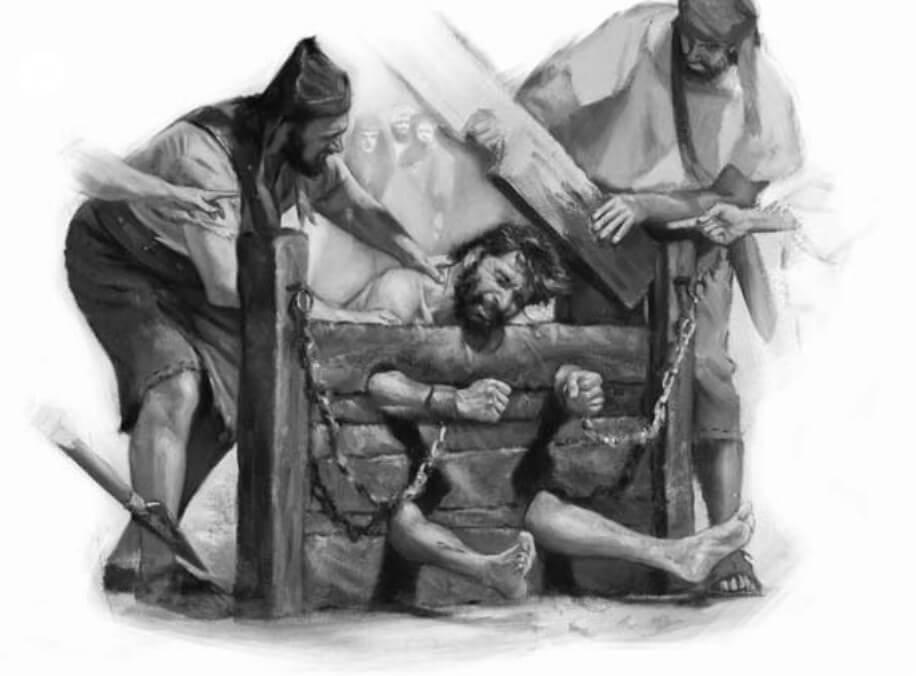 jeremiah in stocks