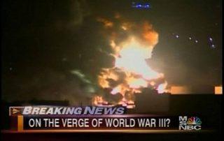 breaking news flash WWIII