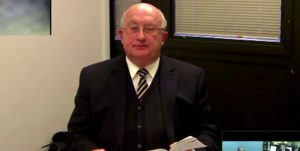 Geoffrey Jackson before the Australian Royal Commission