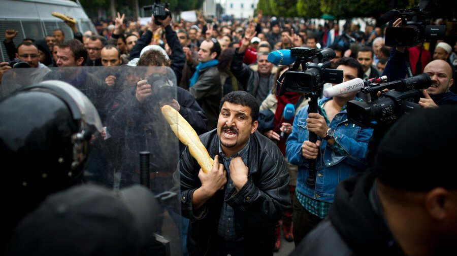 food riots Venezuela