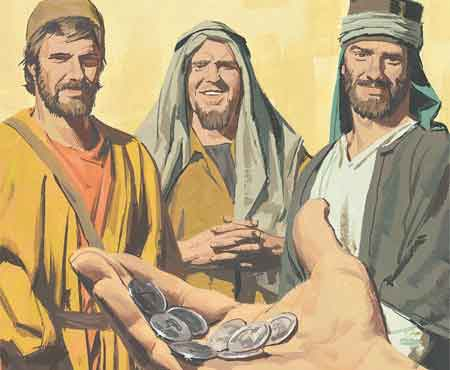 Jesus' parable of the talents