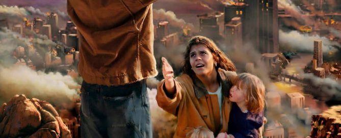 end of the world, presence of Jehovah