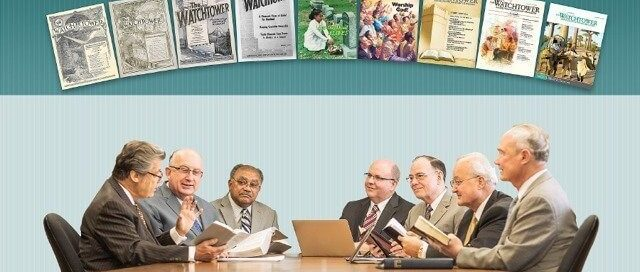 meeting of Governing Body of Jehovah's Witnesses